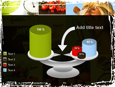 Healthy Food Basket PowerPoint Template Slide 10