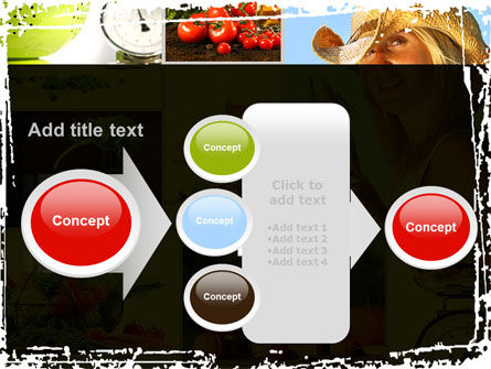 Healthy Food Basket PowerPoint Template Slide 17