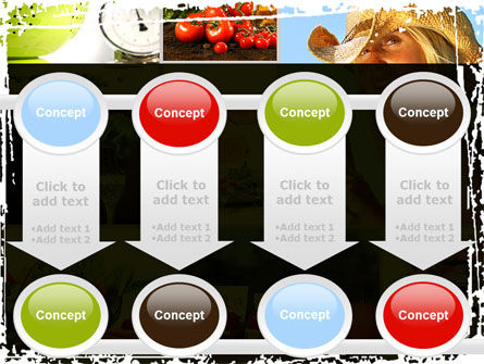 Healthy Food Basket PowerPoint Template Slide 18