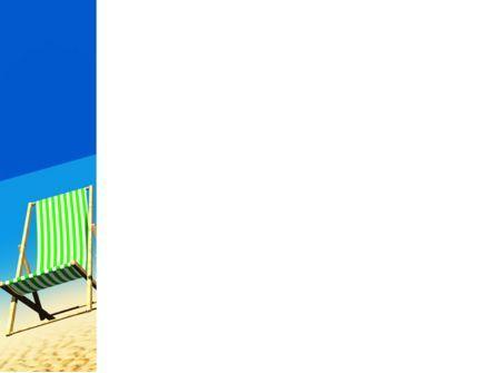 Lounge Beach PowerPoint Template, Slide 3, 08728, Health and Recreation — PoweredTemplate.com
