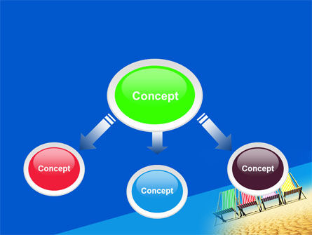 Lounge Beach PowerPoint Template, Slide 4, 08728, Health and Recreation — PoweredTemplate.com