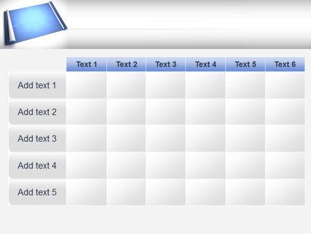 Blueprint PowerPoint Template Slide 15
