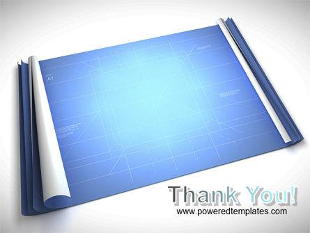 Blueprint PowerPoint Template Slide 20