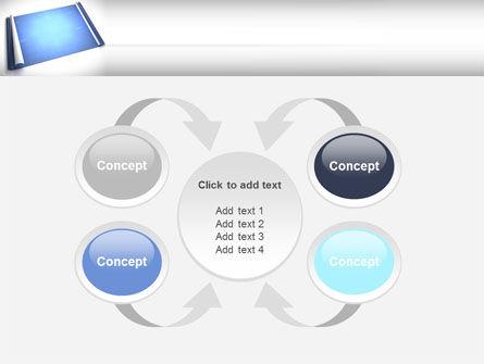 Blueprint PowerPoint Template Slide 6