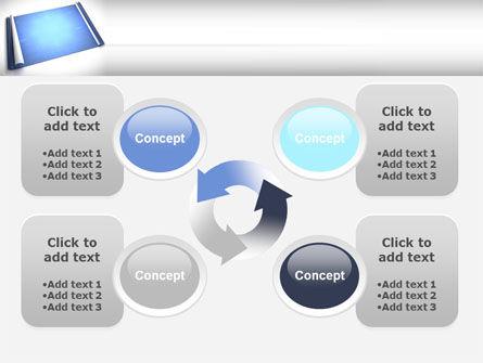 Blueprint PowerPoint Template Slide 9