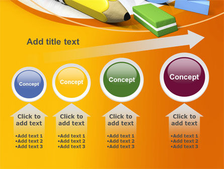 Back 2 School PowerPoint Template Slide 13