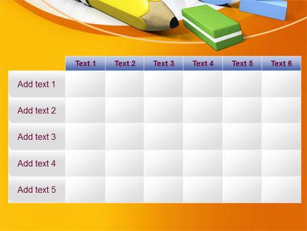 Back 2 School PowerPoint Template Slide 15
