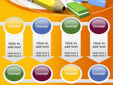 Back 2 School PowerPoint Template Slide 18