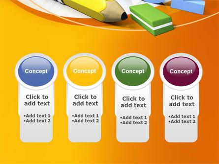Back 2 School PowerPoint Template Slide 5