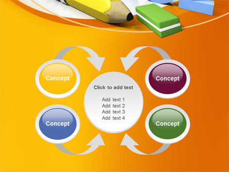 Back 2 School PowerPoint Template Slide 6