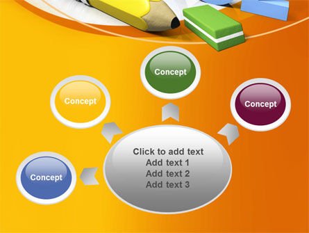 Back 2 School PowerPoint Template Slide 7