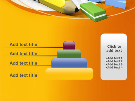 Back 2 School PowerPoint Template Slide 8