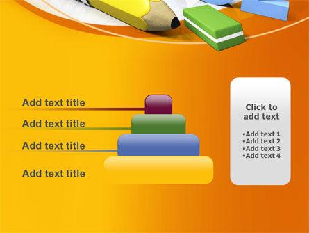 Back 2 School PowerPoint Template Slide 8