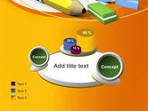 Back 2 School PowerPoint Template#16
