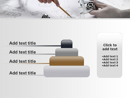 Mechanical Engineering PowerPoint Template Slide 8