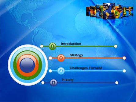 Human Diversity PowerPoint Template Slide 3