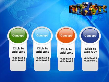Human Diversity PowerPoint Template Slide 5