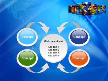 Human Diversity PowerPoint Template Slide 6