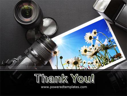 Summer Photo PowerPoint Template Slide 20