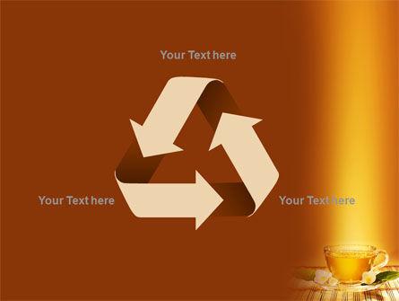 Jasmine Tea PowerPoint Template Slide 10
