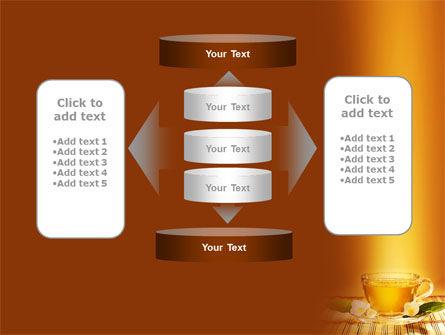 Jasmine Tea PowerPoint Template Slide 13