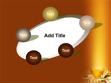 Jasmine Tea PowerPoint Template Slide 14
