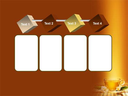 Jasmine Tea PowerPoint Template Slide 18