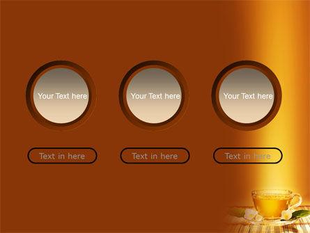 Jasmine Tea PowerPoint Template Slide 5