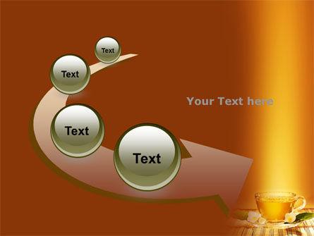 Jasmine Tea PowerPoint Template Slide 6