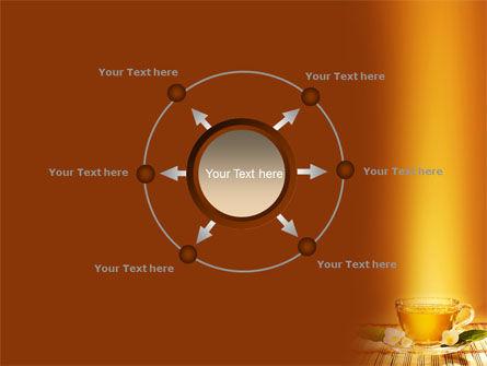 Jasmine Tea PowerPoint Template Slide 7