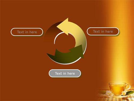 Jasmine Tea PowerPoint Template Slide 9