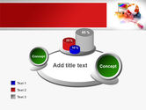 Computer Controlled Delivery PowerPoint Template#16