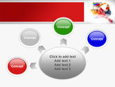 Computer Controlled Delivery PowerPoint Template#7