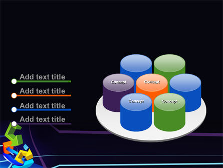 Searching Right Ways PowerPoint Template Slide 12