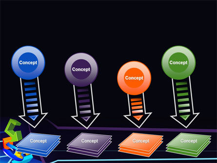 Searching Right Ways PowerPoint Template Slide 8