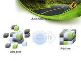 Long And Winding Road PowerPoint Template#17