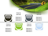 Long And Winding Road PowerPoint Template#18