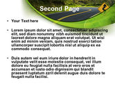 Long And Winding Road PowerPoint Template#2