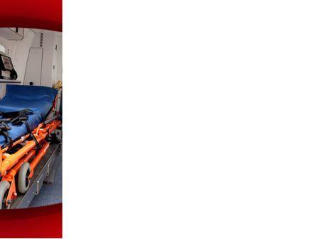 Reanimobile PowerPoint Template, Slide 3, 08762, Medical — PoweredTemplate.com