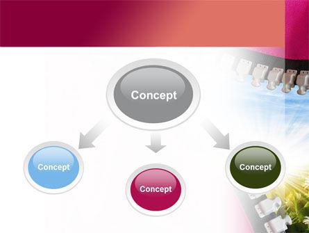 End Of The Summer PowerPoint Template, Slide 4, 08766, Nature & Environment — PoweredTemplate.com