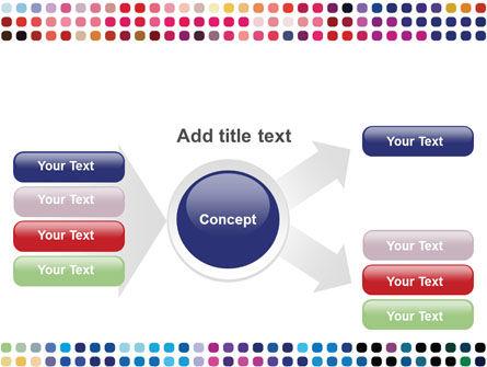 Pixelization PowerPoint Template Slide 14