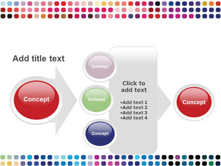 Pixelization PowerPoint Template Slide 17