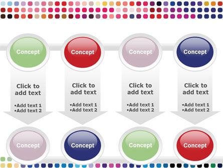 Pixelization PowerPoint Template Slide 18