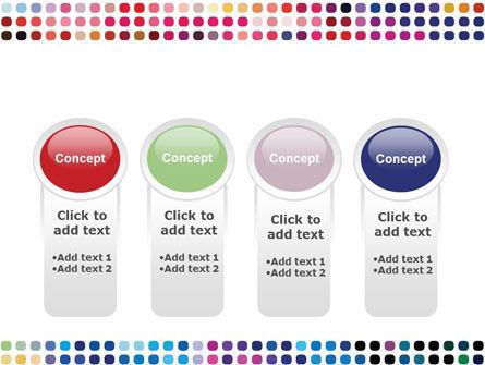 Pixelization PowerPoint Template Slide 5