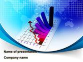 Consulting: Modèle PowerPoint de analyse du diagramme #08770