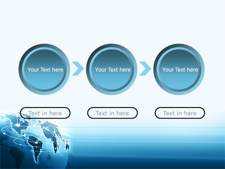 Aerial Connection PowerPoint Template Slide 5