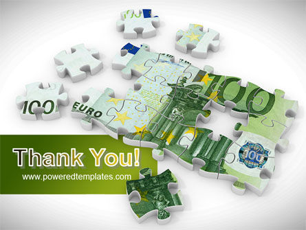 Euro Puzzle PowerPoint Template Slide 20