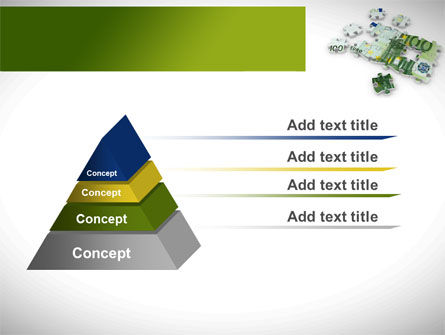 Euro Puzzle PowerPoint Template Slide 4