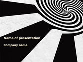 Abstract/Textures: Volute PowerPoint Template #08781