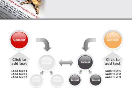 Notice Of Foreclosure PowerPoint Template Slide 19